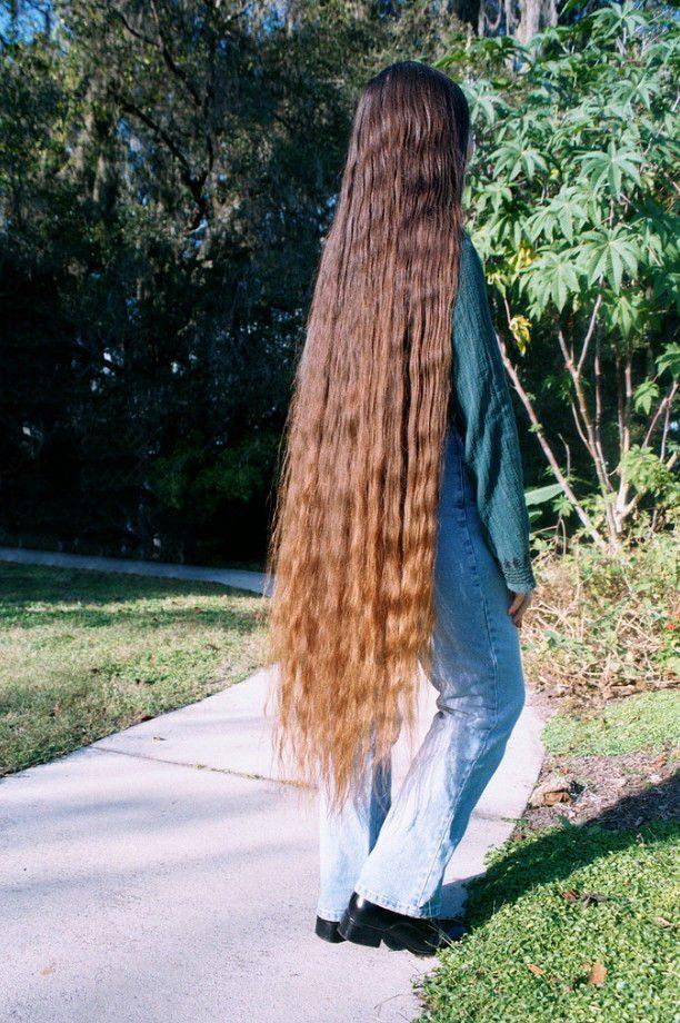 Obłędnie długie włosy 2