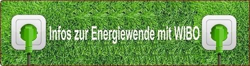 Mit WIBO stehen Sie auf der grünen Seite der Klimaanforderung - günstig Heizen mit grünem Strom!