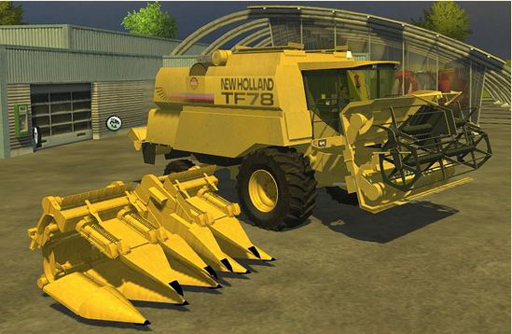 New Holland TF78 pack