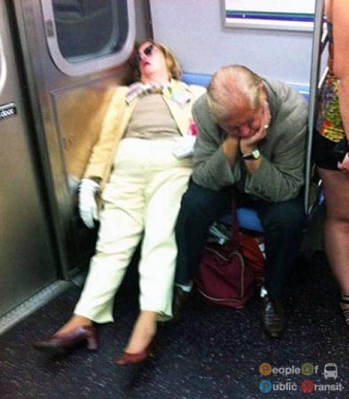 Najdziwniejsi pasażerowie 61