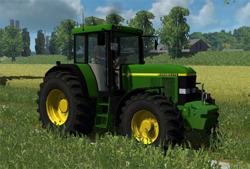 John Deere 7810 (EU Edit)
