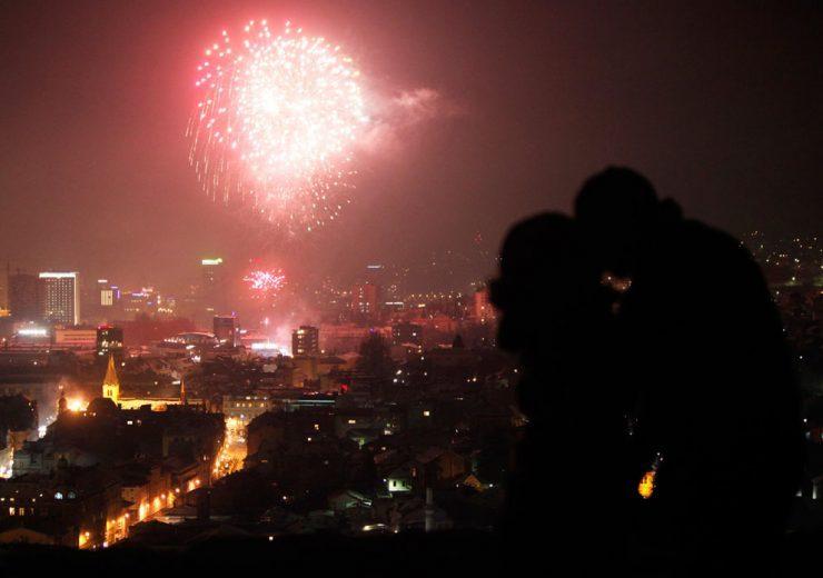 Jak świat przywitał rok 2012? 20