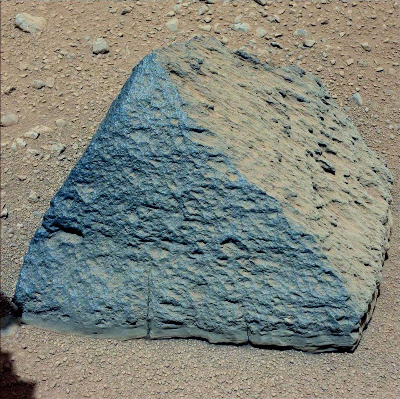Zdjęcia z powierzchni Marsa 17