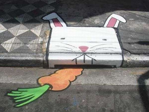 Street art - sztuka uliczna 2