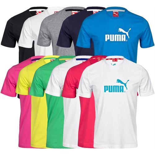 ebay WOW: Original PUMA T-Shirts in verschiedenen Farben für 14,99€ inkl. Versand!