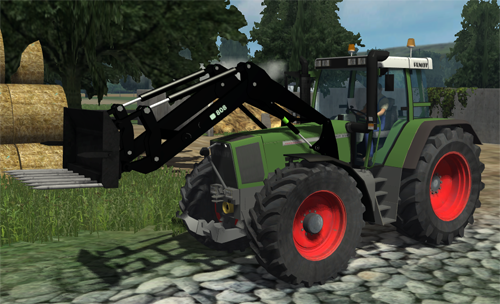 FENDT 816 Favorit FL
