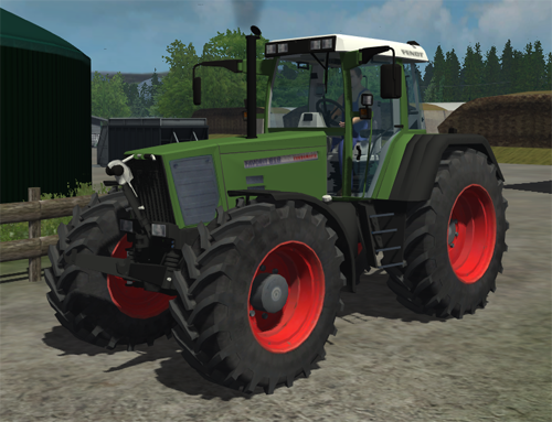 FENDT 818 Favorit v1.3