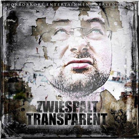 Cover: Basstard - Zwiespalt - Transparent (2012)