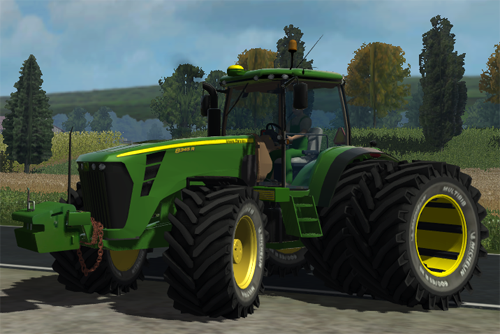 John Deere 8345R v5 (BT-edit)