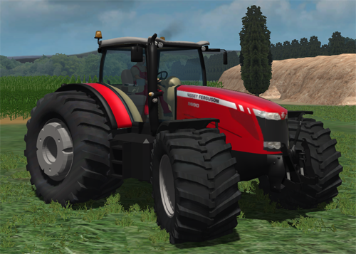 Massey Ferguson 8690 (dutch edition)