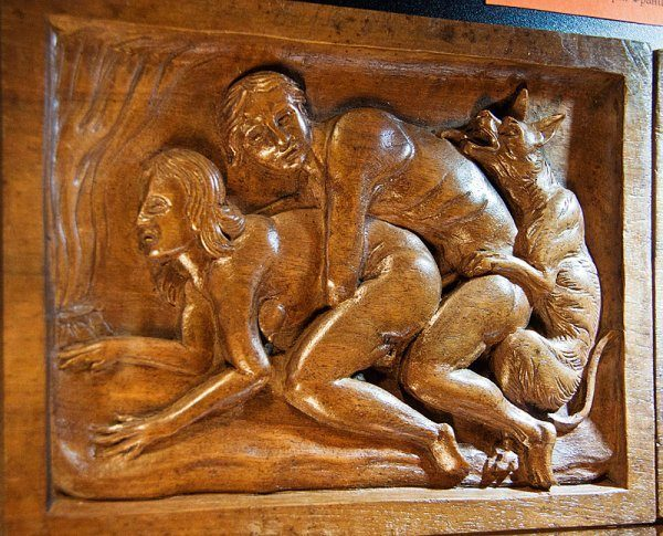 Moskiewskie Muzeum Sztuki Erotycznej 13