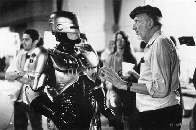 Za kulisami filmów: RoboCop 3