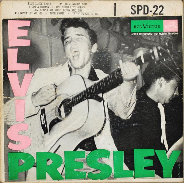 ELVIS PRESLEY 8m4rvs