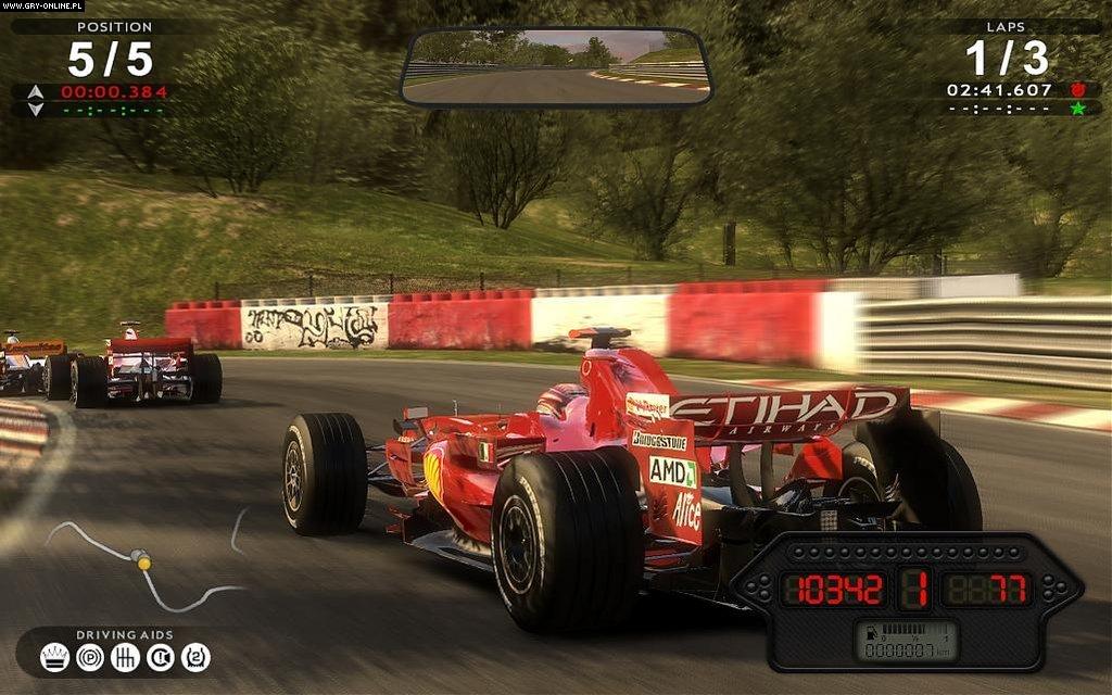 Test Drive Ferrari preview screenshots