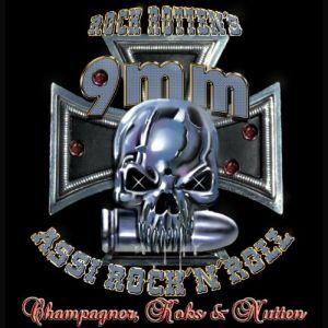9mm Assi Rock'n'Roll - Champagner, Koks & Nutten