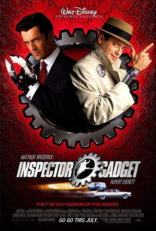 инспектор гаджет смотреть фильм