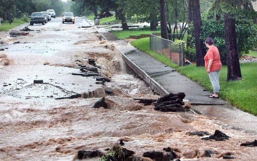 Powódź w Duluth 21