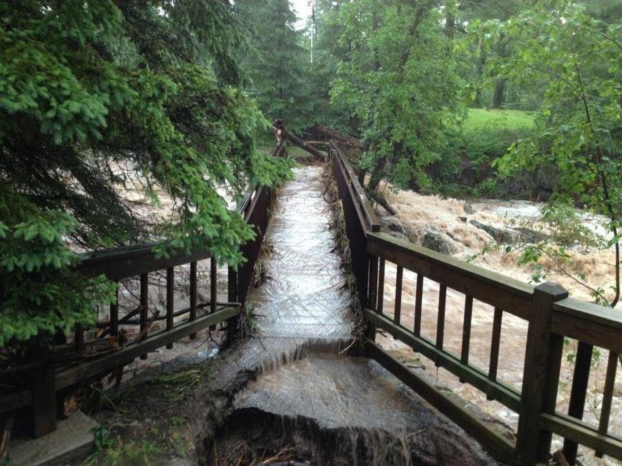 Powódź w Duluth 15