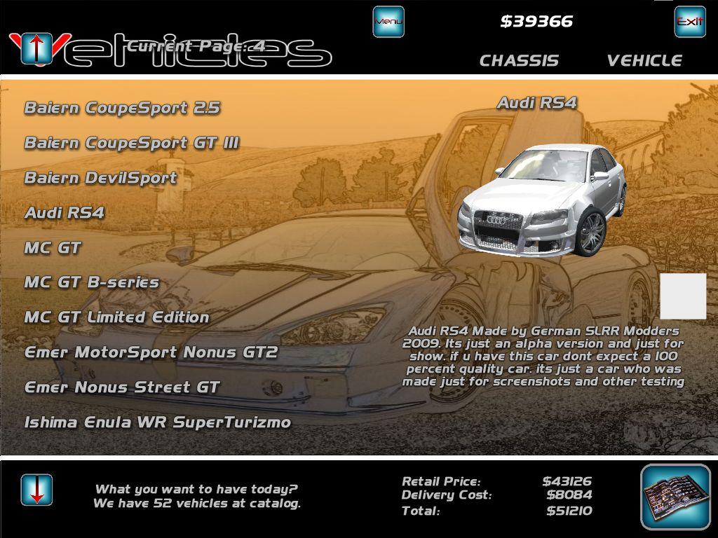Street Legal Racing Redline - Mods 9klaa