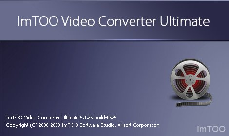 Download ImTOO Video Converter Ultimate 7.2.0 build 20120420 Full Version