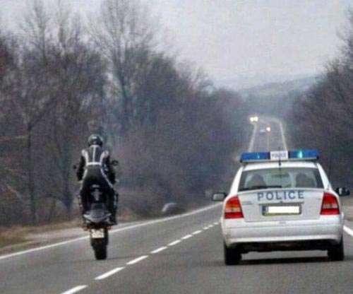 Policja na wesoło #2 8