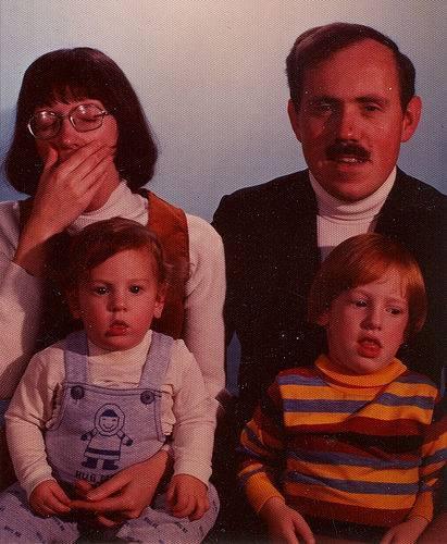 Najdziwniejsze zdjęcia z rodzinnych albumów #2 5