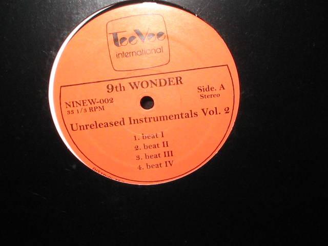 9th Wonder – Unreleased Instrumentals Vol. 2 (2005)