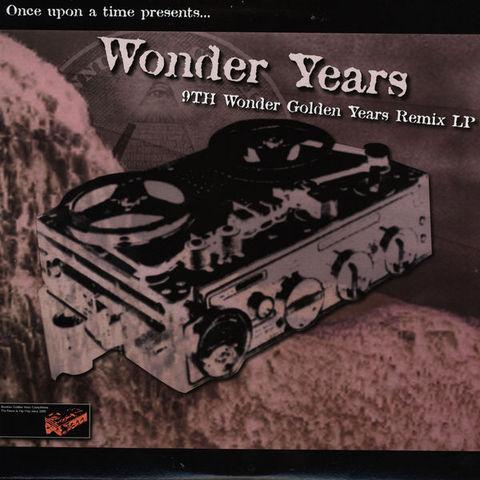 9th Wonder – Wonder Years 9th Wonder Golden Years Remix LP (2009) (320 kbps)