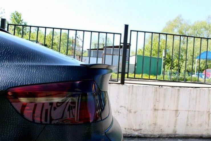 BMW X6 w skórze 5