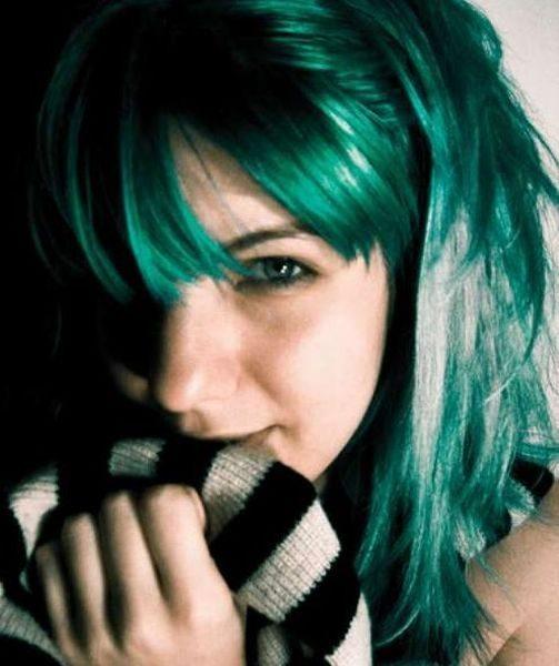Kolorowe włosy 20
