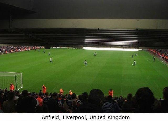 Najgorsze miejsca na stadionach 1