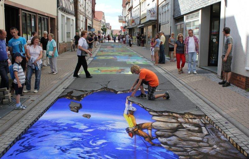 3D street art #4 4