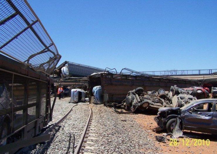Kosztowny wypadek kolejowy 9