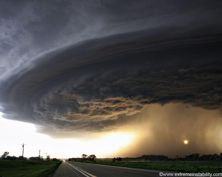 Niezwykłe zjawiska atmosferyczne 12