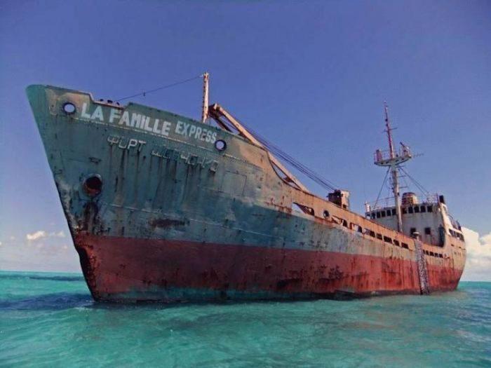 Zapomniane wraki statków 2