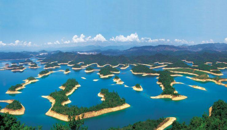 Jezioro Tysiąca Wysp 9