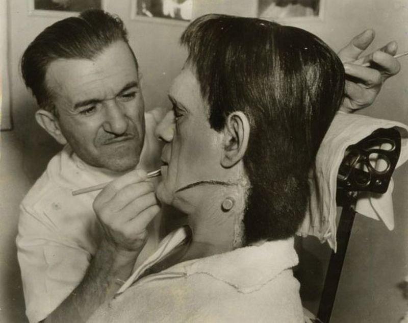 Za kulisami filmów: Frankenstein 4
