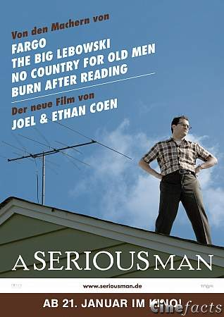 Cover: A.Serious.Man.DVDRiP.MD.German.XViD-CIS
