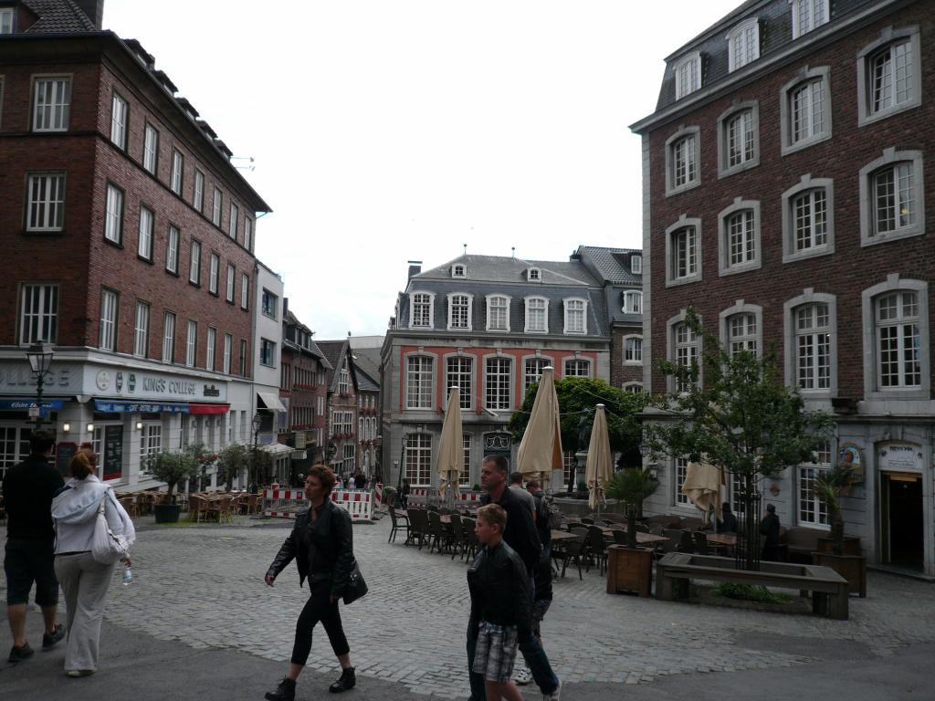 Aachen deutsches architektur forum for Architektur aachen