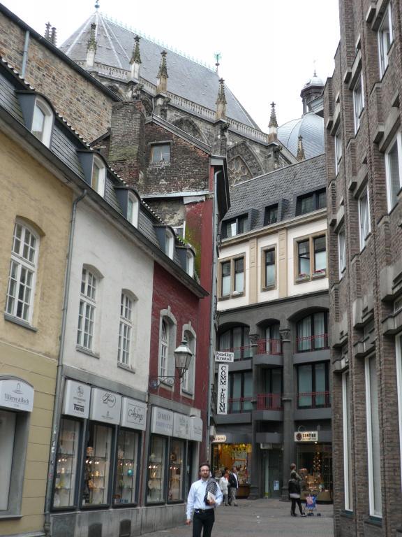 Aachen seite 2 deutsches architektur forum for Architektur aachen