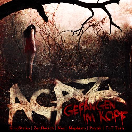 Cover: Acaz - Gefangen im Kopf (2011)