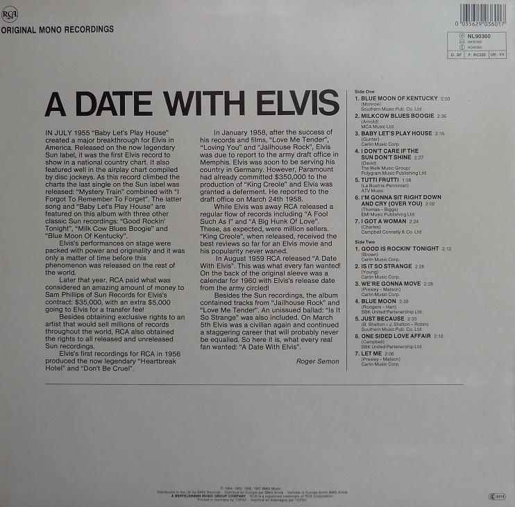 A DATE WITH ELVIS Adate89rckseitevekba