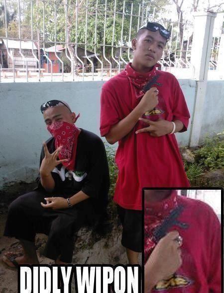 Gangsta #4 11