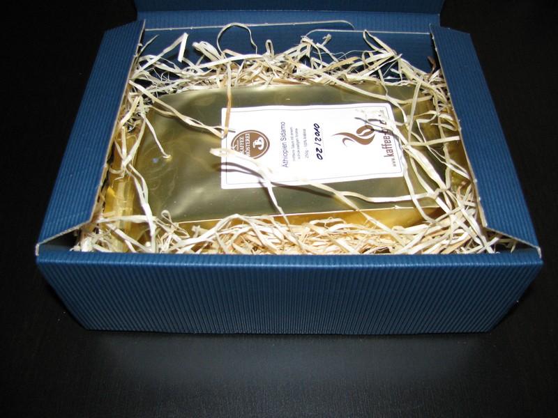 Äthiopien Sidamo - Verpackung