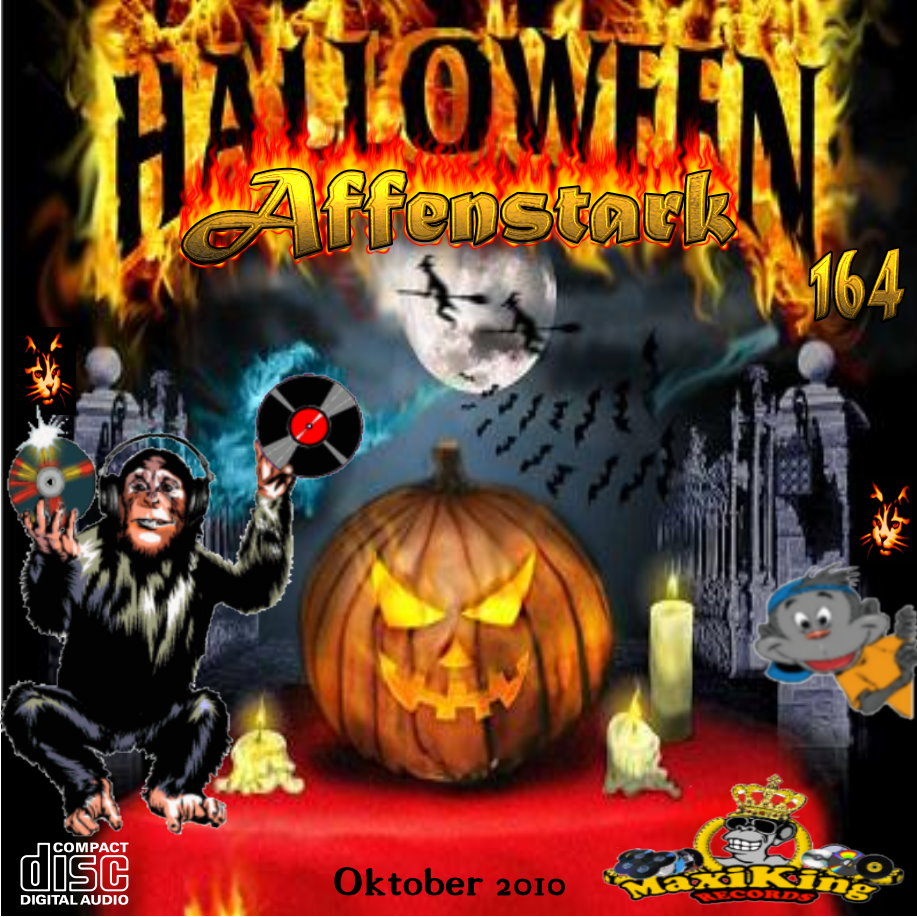 Affenstark 164  10-2010 Halloween