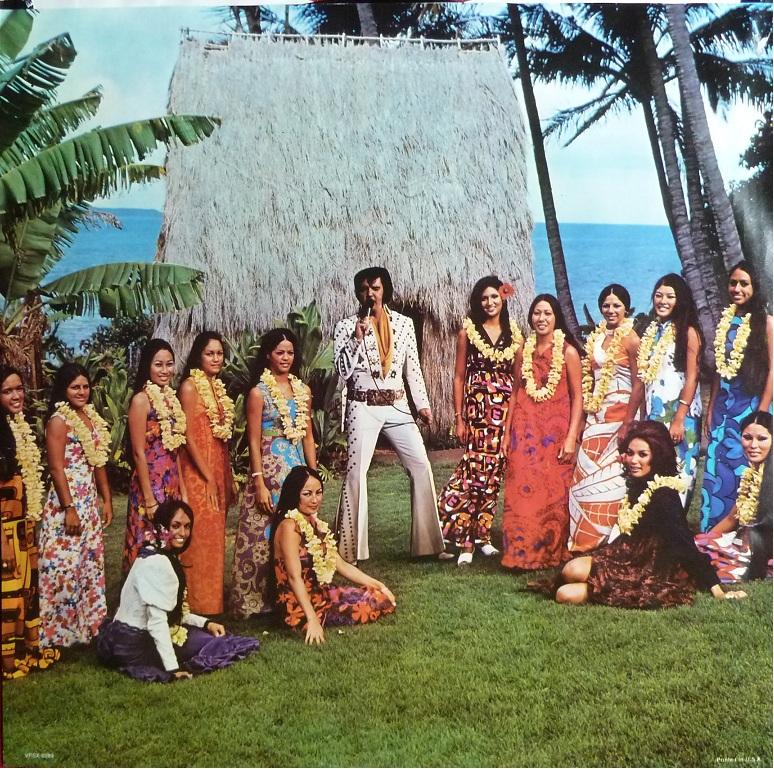 Hawaii - ALOHA FROM HAWAII VIA SATELLITE  Afh73usainnenhlleb9md7t