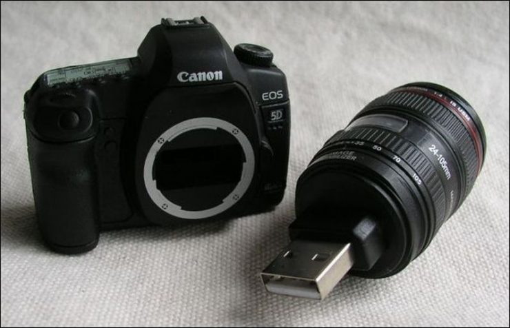 Nietypowa pamięć USB 2
