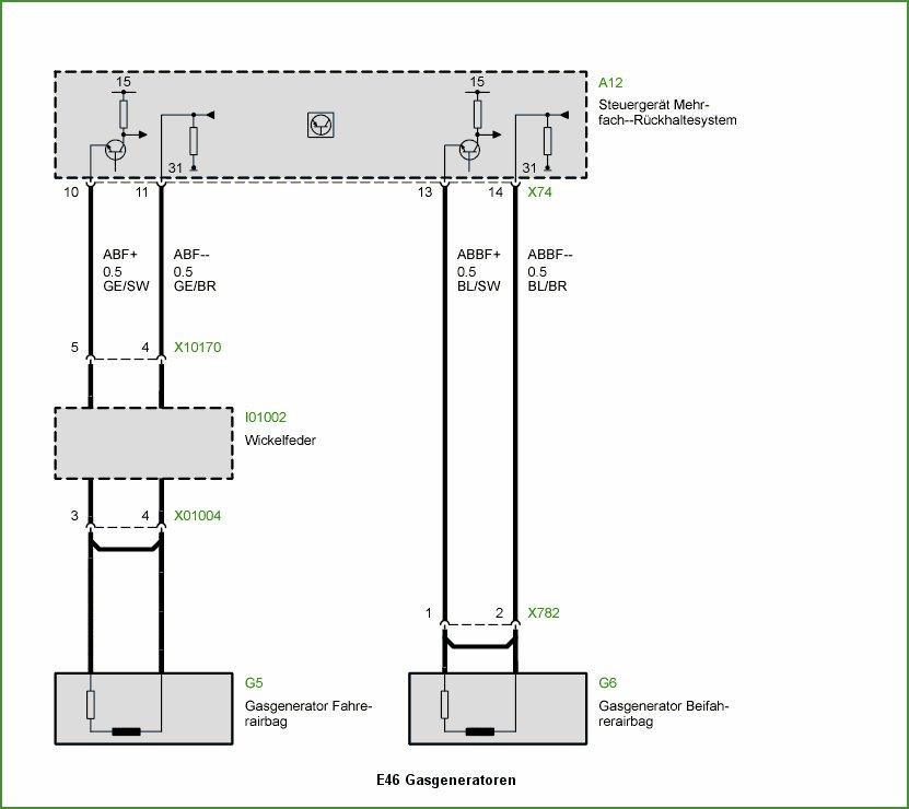 Schaltplan vom Schleifring [ 3er BMW - E46 Forum ]