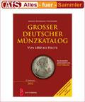 Battenberg Großer deutscher Münzkatalog 1800 - Heute