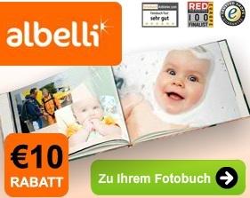 albelli Fotobuch
